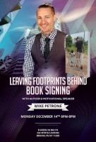 Mike Petrone Book Signing2